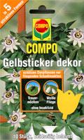 Gelbsticker test for Gelbtafeln gegen zikaden